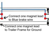 2 Axle Trailer Brake Wiring Diagram How to Wire Electric Brakes On A Tandem Axle Trailer