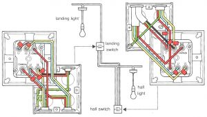 2 Gang 1 Way Switch Wiring Diagram A 4 Gang Schematic Wiring Wiring Diagram