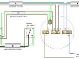 2 Gang 2 Way Light Switch Wiring Diagram Wire System New Harmonised Cable Colours Showing Switch and Ceiling