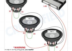 2 Ohm Sub Wiring Diagram Car Amplifiers Faq