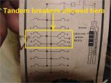 2 Pole Breaker Wiring Diagram How to Know when Tandem Circuit Breakers Can Be Used Aka Cheater