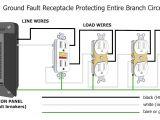 2 Pole Gfci Breaker Wiring Diagram 2 Pole Gfci Breaker Wiring Diagram Lovely Wiring Diagram for Gfci