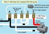 2 Speed Pump Wiring Diagram Hayward 2 Speed Pump Wiring Diagram