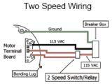 2 Speed Pump Wiring Diagram Pentair Superflo 2 Speed Wiring Diagram
