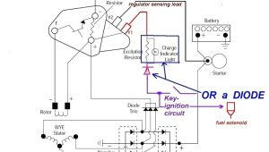 2 Wire Alternator Wiring Diagram 5 Wire Gm Alternator Wiring Wiring Diagram