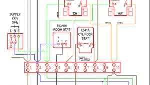 2 Zone Boiler Wiring Diagram Central Heating Controls and Zoning Diywiki