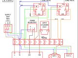 2 Zone Heating Wiring Diagram Central Heating Controls and Zoning Diywiki