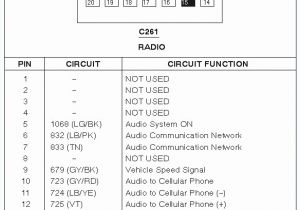 2000 ford Focus Stereo Wiring Diagram 2000 ford Stereo Wiring Diagrams Wiring Diagram Host