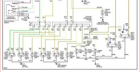 2001 Dodge Dakota Tail Light Wiring Diagram Can there Seperate Fuses for the Tailights On A Dodge