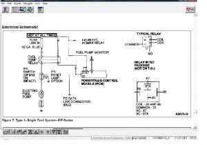 2001 F150 Fuel Pump Wiring Diagram 1999 F 150 Elec Fuel Pump Problem ford F150 forum
