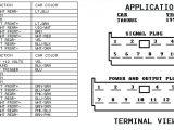 2001 ford Windstar Radio Wiring Diagram 2000 ford Taurus Radio Wiring Wiring Diagram Val