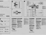 2001 ford Windstar Wiring Diagram sony Cdx Gt270mp Stereo Car Wiring Diagram Diagram Base