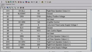 2001 Grand Prix Radio Wiring Diagram Grand Prix Wiring Diagrams Wiring Diagram Technic