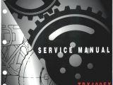 2001 Honda 400ex Wiring Diagram 2001 Honda Trx400ex Fourtrax Service Repair Manual