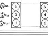 2001 toyota Tacoma Spark Plug Wire Diagram toyota T100 V6 3400 Spark Plug Wiring Diagram Fixya