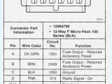 2002 Chevy Silverado Radio Wiring Diagram Gm Radio Wiring Harness Wiring Diagram Datasource