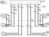 2002 ford Taurus Wiring Diagram ford Taurus Stereo Wiring Diagram Wiring Diagrams Terms