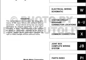 2002 Mazda Protege Radio Wiring Diagram 1996 Mazda Protege Wiring Diagram Wiring Diagram sort