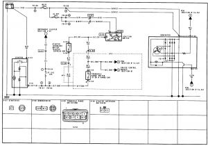 2002 Mazda Protege Radio Wiring Diagram 1997 Mazda Alternator Wiring Diagram Wiring Diagram