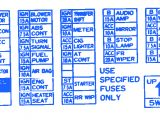 2002 Nissan Sentra Wiring Diagram Nissan An Fuse Box Wiring Diagram
