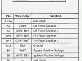 2002 Trailblazer Radio Wire Harness Diagram 04 Trailblazer Radio Wiring Diagram Wiring Diagram