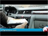 2004 Audi A4 B6 Radio Wiring Diagram How to Install 02 05 Audi A6 Radio Install Double Din Youtube