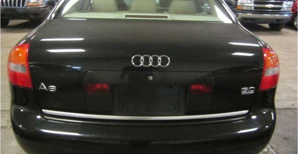 2004 Audi A6 3.0 Quattro 2004 Used Audi A6 Quattro 3 0l V6 Auto at Contact Us Serving