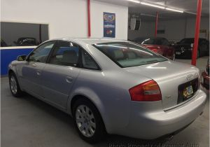 2004 Audi A6 Sedan 2002 Used Audi A6 4dr Sedan Quattro Awd Automatic at Premier Auto