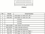 2004 ford Escape Radio Wiring Diagram ford Speaker Wiring Wiring Diagram