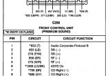 2004 ford Explorer Stereo Wiring Diagram ford Radio Wiring Schematic Wiring Diagram Name