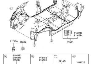 2004 Hyundai Santa Fe Wiring Diagram 2004 Hyundai Santa Fe Floor Wiring Hyundai Parts Deal