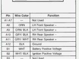2005 Chevy Impala Radio Wiring Diagram 04 Trailblazer Radio Wiring Diagram Wiring Diagram
