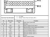 2005 Chevy Silverado Radio Wiring Harness Diagram 2005 Chevy Wiring Harness Use Wiring Diagram