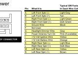 2005 Chevy Silverado Radio Wiring Harness Diagram 2008 Gm Radio Wiring Harness Diagram Wiring Diagram Center