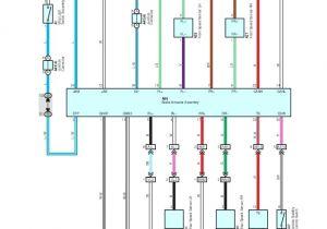 2005 Corolla Wiring Diagram toyota Sienna Audio Wiring Diagram Radio Schematic Colors Install