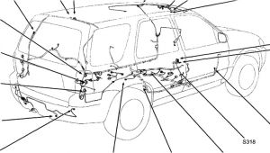 2005 ford Escape Tail Light Wiring Diagram Im Wiring A Reverse Camera Into My 2005 ford Escape