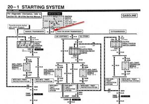 2005 ford F150 Ignition Wiring Diagram 1995 ford F 150 Trailer Wiring Wiring Diagram Used