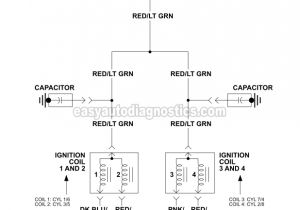 2005 ford F150 Ignition Wiring Diagram 2002 ford F 150 Ignition Coil Diagram Schematic Diagram Database