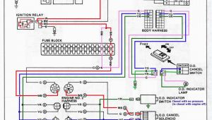 2005 Jeep Wrangler Pcm Wiring Diagram Wiring Diagram toyota Unser Extended Wiring Diagram