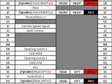 2005 Mazda 3 Radio Wiring Diagram Mazda 3 Stereo Wiring Diagram Wiring Diagram Centre