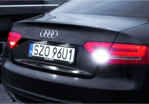 2006 Audi A4 Led Headlights Audi A5 B8 Led Reverse Lights W16w Tuning Youtube