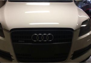 2006 Audi A4 Led Headlights How to Headlight Bulb Change Audi Q7 Youtube