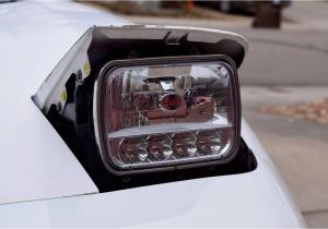 2006 Audi A4 Led Headlights Upgrading Your Sealed Beam Headlights Halogen Versus Led the Drive