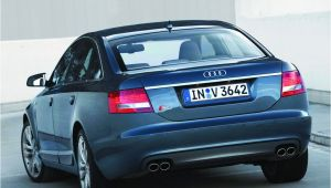 2006 Audi S6 0-60 2011 Audi S6 Review Supercars Net