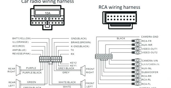 2006 ford F150 Radio Wiring Diagram ford F150 Radio Wiring Harness Wiring Diagram Article Review