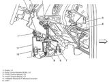 2006 Pontiac G6 Ignition Wiring Diagram solved Were is the Bcm Located In My 2006 Pont G6 Fixya