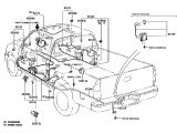 2006 toyota Tundra Double Cab Wiring Diagram Wiring Clamp for 2004 2006 toyota Tundra Uck41 U S A