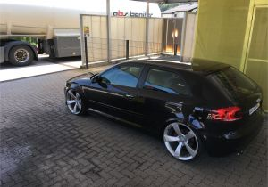 2007 Audi S3 Mods Audi A3 8p Rs5rotor Puffyperformance Audi A3 8p Pinterest