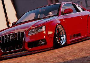 2007 Audi S5 Mods Audi S5 Liberty Walk Add On Replace Gta5 Mods Com