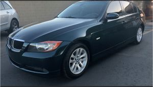 2007 Bmw 328i Accessories 2007 Used Bmw 3 Series 2007 Bmw 328i Sedan W 6 Speed Manual